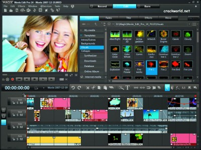 video_editing_MAGIX-Movie-Edit
